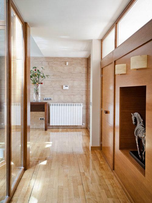 Fotos de recibidores y pasillos dise os de recibidores y - Recibidores clasicos ...