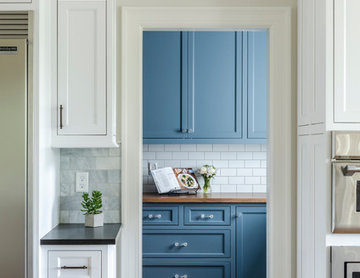Walk in Pantry off of Kitchen
