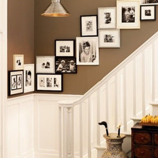 Contemporary Hall Wall Ideas