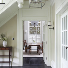Traditional Hall by Wall Morris Design