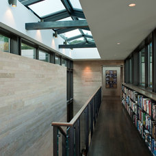 Contemporary Hall by Stuart Silk Architects | Limited PS