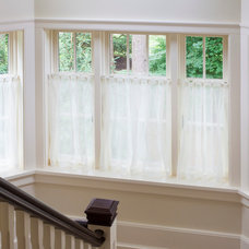 Traditional Hall by KH Window Fashions, Inc.