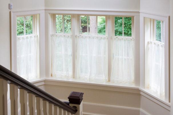 Traditional Hall by KH Window Fashions, Inc.