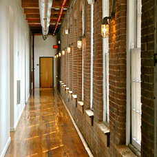 Traditional Hall by MDC general contractor inc