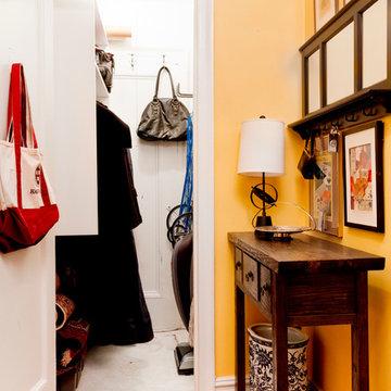 West Village: One Bedroom Condominium Organization