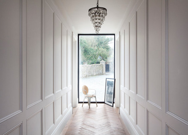 Transitional Hallway & Landing by Woodale