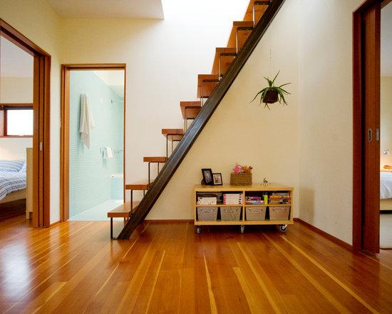 Steep Stairs Houzz