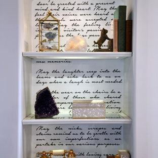 Неиссякаемый источник вдохновения для домашнего уюта: коридор в стиле шебби-шик