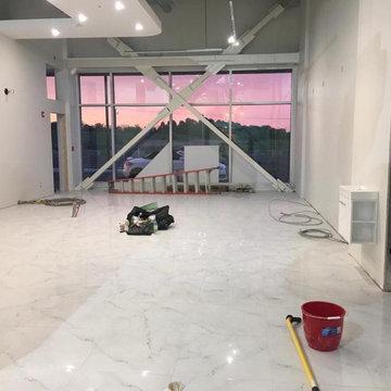 White Marble - Beauty Salon