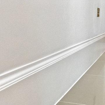 Whitecroft Development - Roux Skirting Board