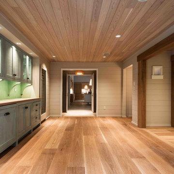 Wide Plank  White Oak/Organic finish