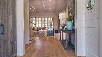 Wide Plank White Oak Wood Floor in Nashville TN