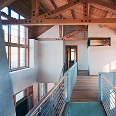 Industrial Hall by WA design