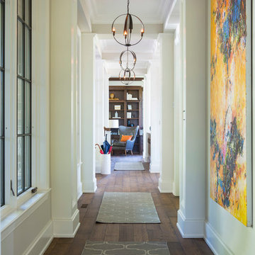Willow Hill Drive Residence Hallway