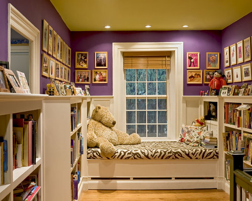 Home reading room designs