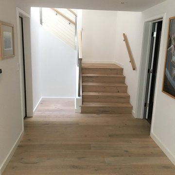 Wood Floor Installations 2017