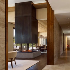 Contemporary Hall by Young & Burton, Inc.