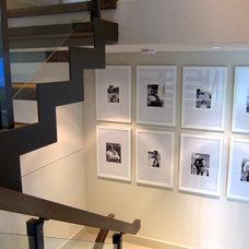 Contemporary Hall by Gaile Guevara