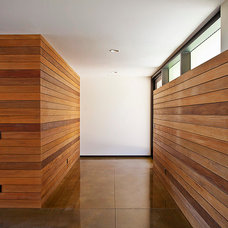 Contemporary Hall by miller design
