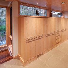 Modern Hall by SALA Architects