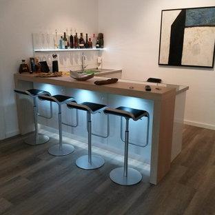 Moderne Hausbar In Düsseldorf Ideen Design Bilder Houzz