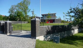 Arkitekttegnet enfamiliehus
