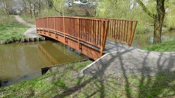 Fodgænger-broer