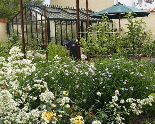 Haveplan for 'spiselig' gårdhave