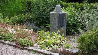 Sct. Jørgensbjerg Kirkegård, kistegrave