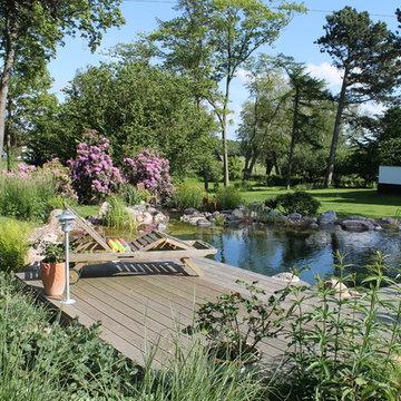 Svømmesø Mårum Præstegårdshave 78 m2 vandspejl