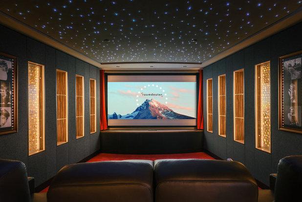sternenhimmel an der decke: 7 ideen für schlafzimmer & zimmerdecke - Zimmerdecken Gestalten