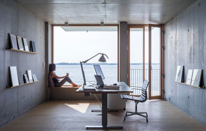 Houzz Tour: A Minimalist Dream By The Water