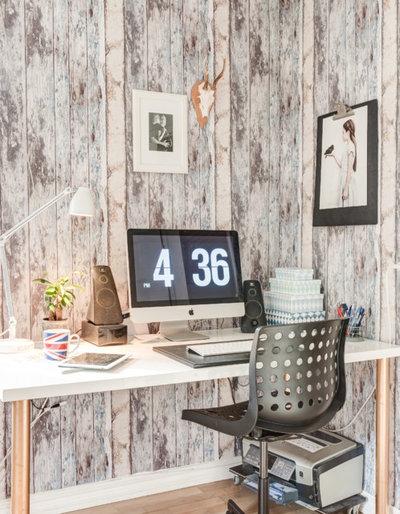 Industriel Bureau à domicile by Busy Bees ApS
