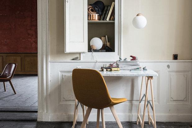 Moderne Hjemmekontor by Vasanthi