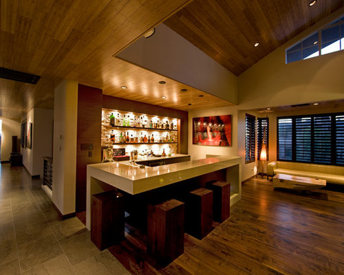 Home Liquor Bar Display Ideas Pictures Remodel And Decor