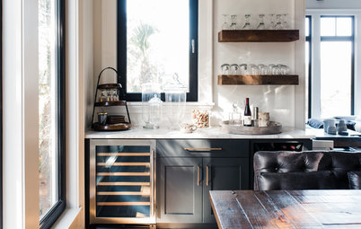 Raise a Glass to the Most Popular Home Bars of 2019