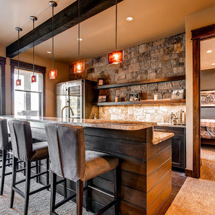 584 Discovery Hill Drive - Home Bar