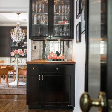 5th Street - Vintage Modern Kitchen