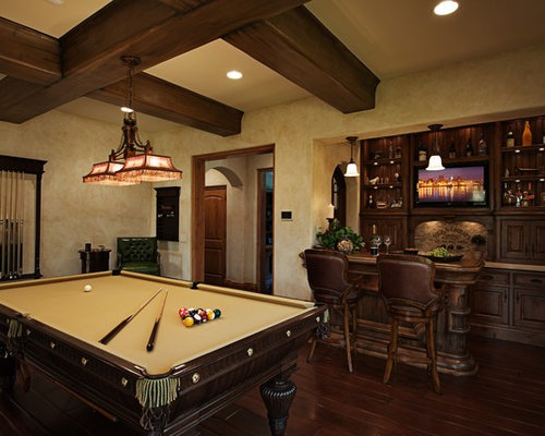 Game room bar home design ideas pictures remodel and decor - Home bar room ideas ...
