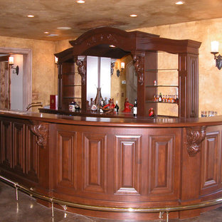 Adult Beverage Cabinetry & Serving Centers