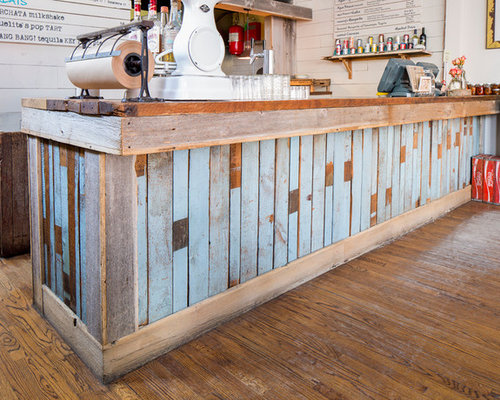 Shabby Chic Style Home Bar Design Ideas Remodels amp Photos