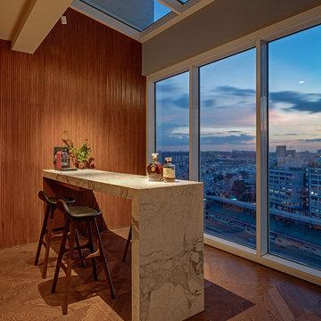 Apartment Designed By MAIA Design Studio