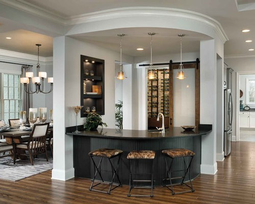 St Elmo Dining Room And Bar Home Design Ideas Remodels Photos