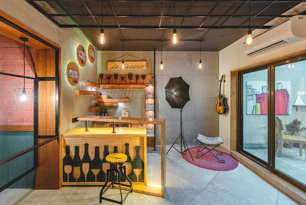 Asian Home Bar by Design Box