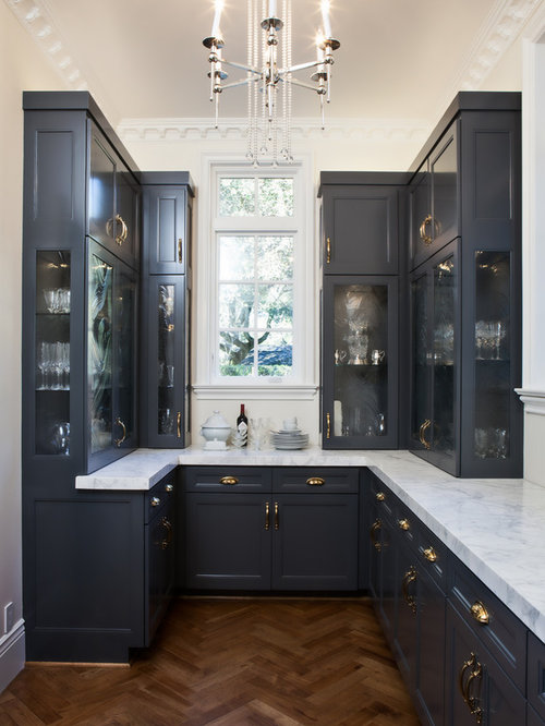 Dark Grey Kitchen Cabinets Ideas, Pictures, Remodel and Decor