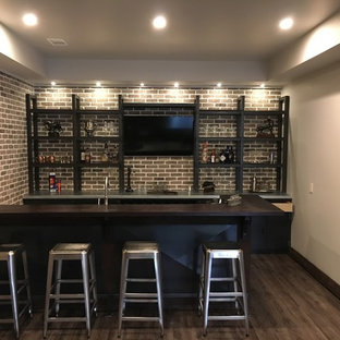 Bar and Game Room