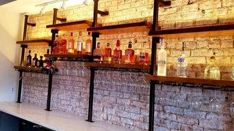 Bar at the Brick & Mortar