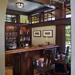 Corner Bar Iddeas | Houzz