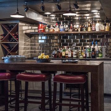 Bar/Serving Area