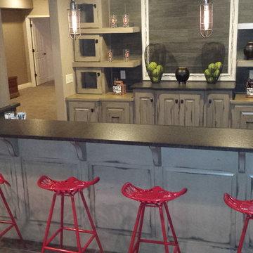 Bar Tops/Butler Pantry's